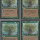 Spore Cloud V3 x4 - Good - Fallen Empires - Magic the Gathering