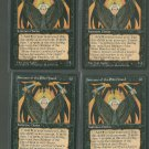Initiates of the Ebon Hand V2 x4 - Good - Fallen Empires - Magic the Gathering