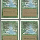Stream of Life x4 - NM - Revised - Magic the Gathering