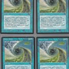 Power Sink x4 - Good - Ice Age - Magic the Gathering