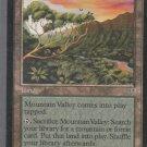 Mountain Valley - VG - Mirage - Magic the Gathering
