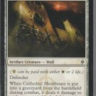Cathedral Membrane - VG - New Phyrexia - Magic the Gathering