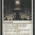 Exclusion Ritual - VG - New Phyrexia - Magic the Gathering
