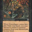 Gravedigger - Good - Portal - Magic the Gathering