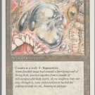 Living Wall - VG - Revised- Magic the Gathering