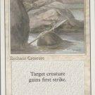 Lance - VG - Revised- Magic the Gathering