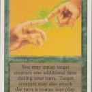 Instill Energy - VG - Revised- Magic the Gathering
