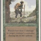 Wanderlust - VG - Revised- Magic the Gathering