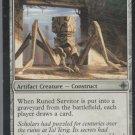 Runed Servitor - VG - Rise of the Eldrazi- Magic the Gathering