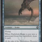 Darkslick Drake - VG - Scars of Mirrodin - Magic the Gathering