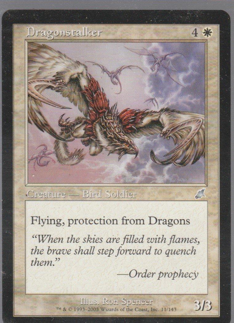 Dragonstalker - VG - Scourge - Magic the Gathering