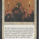 Calming Licid - VG - Stronghold - Magic the Gathering