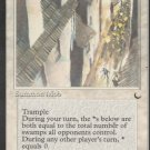 Angry Mob - Good - The Dark - Magic the Gathering
