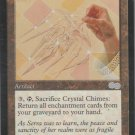 Crystal Chimes - NM - Urzas Saga - Magic the Gathering