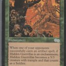 Hidden Guerrillas - NM - Urzas Saga - Magic the Gathering