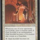 Opal Acrolith - NM - Urzas Saga - Magic the Gathering