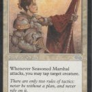 Seasoned Marshal - NM - Urzas Saga - Magic the Gathering