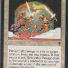 Honorable Passage - VG - Visions - Magic the Gathering