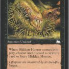 Hidden Horror - VG - Weatherlight - Magic the Gathering