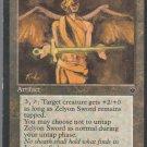 Zelyon Sword - Good - Fallen Empires - Magic the Gathering