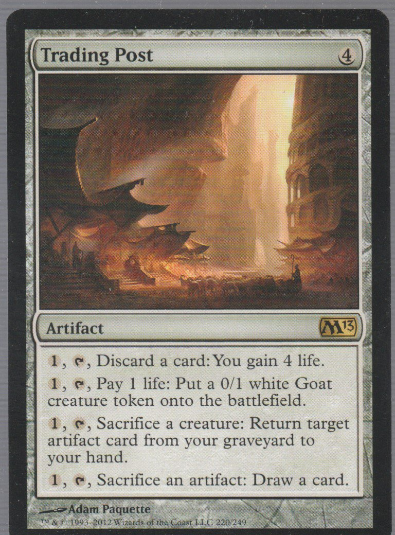 Trading Post - NM - Magic 2013 - Magic the Gathering
