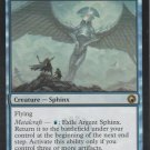 Argent Sphinx - NM - Scars of Mirrodin - Magic the Gathering