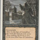 Bog Wraith - Good - Revised- Magic the Gathering