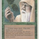 Ley Druid - VG - 4th Edition - Magic the Gathering