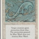 Blue Ward - VG - 4th Edition - Magic the Gathering