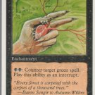 Deathgrip - VG - 5th Edition - Magic the Gathering