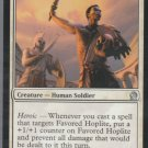 Favored Hoplite - NM - Theros - Magic the Gathering