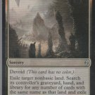Crumble to Dust - NM - Battle for Zendikar - Magic the Gathering