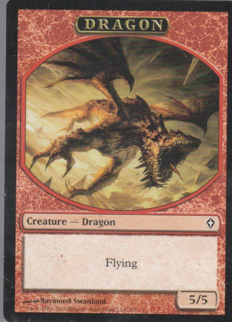 Dragon - NM - Worldwake - Magic the Gathering