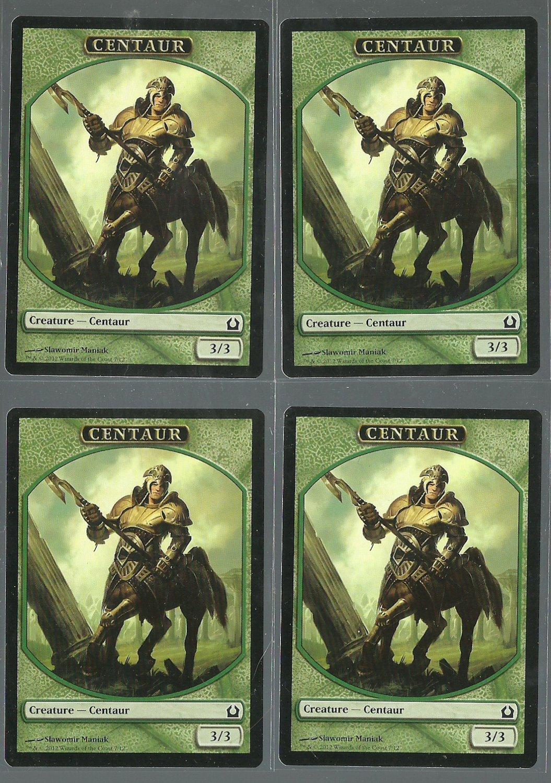 Centaur x4 - NM - Return to Ravnica - Magic the Gathering