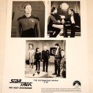 "STAR TREK : NEXT GENERATION : Show 130 ""The Outrageous Okona"" publicity items"