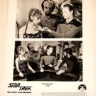 "STAR TREK : NEXT GENERATION : Show 138 ""The Royale"" publicity items"