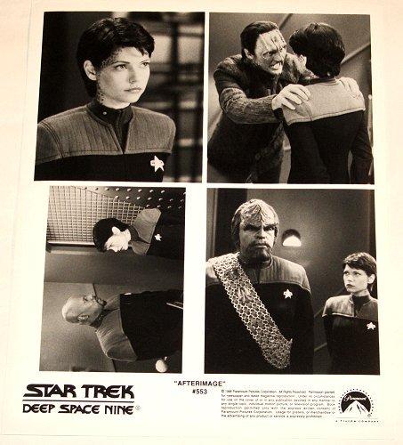 "STAR TREK : DEEP SPACE NINE : Show 553 ""Afterimage"" publicity photo"