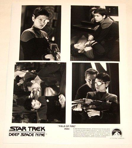 "STAR TREK : DEEP SPACE NINE : Show 563 ""Field Of Fire"" publicity photo"