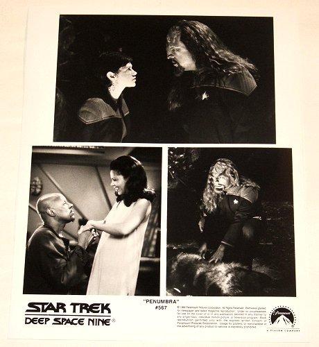 "STAR TREK : DEEP SPACE NINE : Show 567 ""Penumbra"" publicity photo"