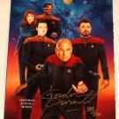 STAR TREK Gordon Purcell ltd edition signed Star Trek Generations graphic novel