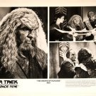 "STAR TREK : DEEP SPACE NINE : Show 481 ""The Sword Of Kahless"" 2x publicity photos"