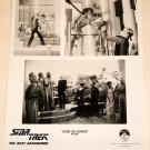 "STAR TREK : NEXT GENERATION : Show 104 ""Code Of Honor"" publicity items"
