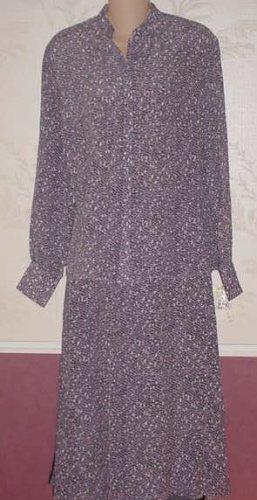 NWT 100% Silk SUSAN BRISTOL Skirt Outfit Sz 4