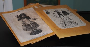 FREE Vintage Lot of Doll Pattern Copies