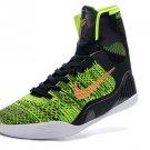 Nike Kobe 9 Elite High-Top black green XDR men shoes