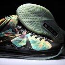 Nike LeBron 7 VII Soldier Black Gold mens basketball shoes