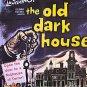 OLD DARK HOUSE ~ '63 1-Sheet Movie Poster ~  TOM POSTON / WILLIAM CASTLE / CHARLES ADDAMS Art!