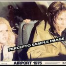 AIRPORT 1975  ~ Orig Color DISASTER MOVIE Photo ~ CHRISTOPHER NORRIS / KAREN BLACK
