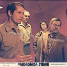 ANDROMEDA STRAIN ~ '71 MICHAEL CRICHTON Sci-Fi Movie Photo ~  ARTHUR HILL / DAVID WAYNE