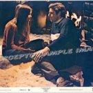 The BABY MAKER ~ '70 Color Movie Photo ~ BARBARA HERSHEY / SAM GROOM